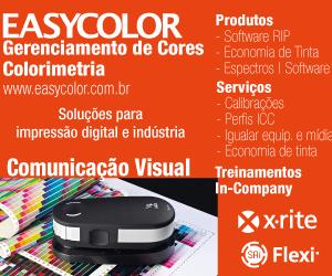 EasyColor, Sublimação, Economia de Tinta, Ink Saving, Gerenciamento de Cores, ICC, espectrofotômetro, x-rite, xrite, cor, calibração, colorimetria, software rip, impressão em tecido, lona, adesivo, PVC, impressão em rígidos, treinamentos, in-company, color, produtividade